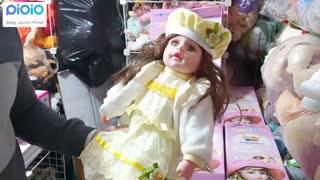 عروسک هوشمند سخنگو آوا