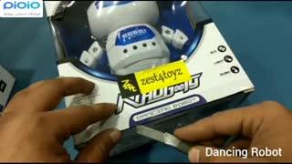 اسباب بازی ربات ورزشکار