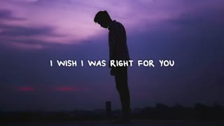 jens - I Wish I Was Right For You