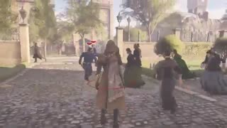 Assassin's Creed Syndicate - Fearless Master Assassin Stealth Kills & Cane Sword Rampage
