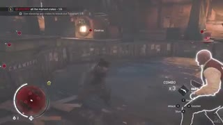 Assassin's Creed Syndicate - The Victorian Vampire Stealth & Brutal Combat