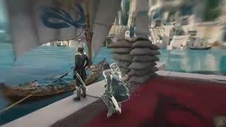 d Assassin's Creed Odyssey - The Dark Isu Assassin Pure Stealth & Hunter Kills in Atlantis
