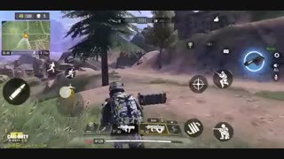 Solo Battle Royale Mode In Call of Duty Mobile - I Kill Enemy With A Vehicle