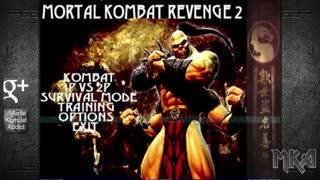 گیم پلی بازی مورتال کمبت انتقام Mortal Kombat Revenge 2 برای کامپیوتر