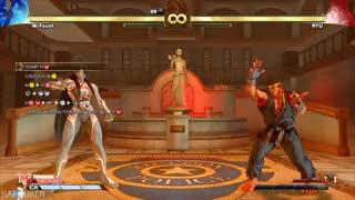 "Street Fighter V Champion Edition Seth Story/ trial- نگاهی به کومبوها و بخش داستانی شخصیت ""سث"""