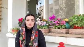 الهام پاوه نژاد » در خانه بمانیم - iCinemaa.com