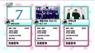 در Music Core امروز بی تی اس با اهنگ ON یازدهمین برد خودش رو بدست اورد