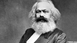 زندگینامۀ تصویری کارل مارکس