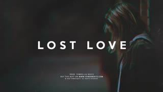 Piano Hip Hop Beat Instrumental - Lost Love
