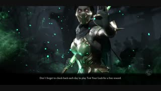 Challenge Klassic Mileena in Mortal Kombat Mobile - Final Tower Hard Mode