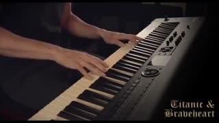 Braveheart & Titanic- Piano Suite - A James Horner Tribute  Jacob's Piano