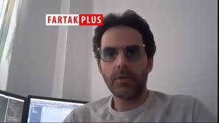 توضیحات سازنده ویدئوی جنجالی «بارش بادمجان» پس از احضار به پلیس امنیت
