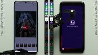 مقایسه سرعت گلکسی S20 Ultra و iPhone 11 Pro max از نگاه PhoneBuff