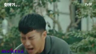 میکس سریال ادیسه کره ای با آهنگ ناراحته قلبم از علیرضا طلیسچی