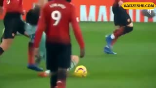 لحظات عجیب و فان دنیای ستارگان فوتبال!