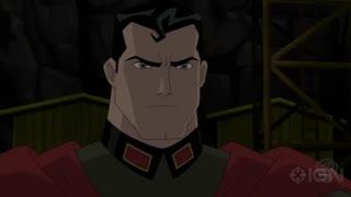انیمیشن Superman: Red Son ؛ کلیپ اختصاصی 2
