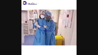 آزمایشگاه دکتر مهدوی و ویروس کرونا