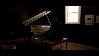 """Michael Ortega - """"LOVE"""" (A Very Simple but Emotional Piano Song)"""