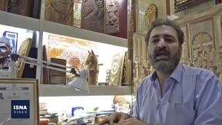عودلاجان؛ اعیاننشینِ دیروز، بازار کمرمقِ امروز