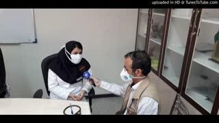 #صوتی #بشنوید توصیه های خانم دکتر شیبانی متخصص داخلی دربیم