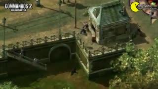 Commandos 2 HD Remastered Trailer tehrancdshop.com