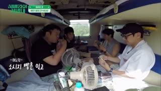 برنامه کره ای  پیشروان قطار سراسری سیبری قسمت2(Tran-Siberian Pathfinders)با کیم نام گیل ،لی سون کیون، لی سانگ یوب+زیرنویس