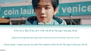 متن آهنگ 2U از Kang Daniel