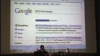 سخنرانی استاد رائفی پور - نقد فیلم 2012 - 1 - تهران - 1389/12/11