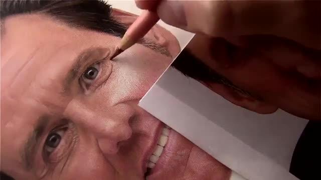 آموزش نقاشی چهره واقعی یک مرد – قسمت ۴
