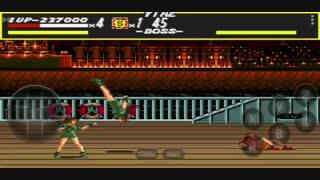 Streets of Rage Sega Game - Part 2