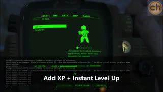 پیش نمایش چیت بازی Fallout 4