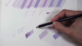 ✅ آموزش تکنیک های نقاشی با مدادرنگی