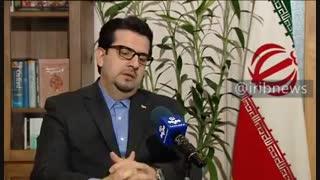 موسوی: نامه ۸ کشور به سازمان ملل برای رفع تحریم ایران اقدامی بینظیر است
