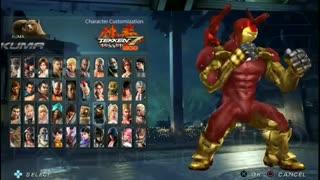 دانلود بازی کمیاب تیکن Tekken 7 Mod Trobelseting 1 برای PSP