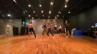 SENORITA' LISA SOLO PERFORMANCE PRACTICE VIDEO CHOREOGRAPHY