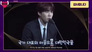 قسمت چهارم برنامه آموزش زبان کره ای با بی تی اس learn Korean with BTS _ Ep4 (توضیحات)