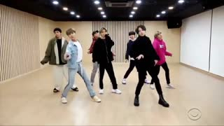 BTS Boy With Luv   Home Fest The Late Late Show with James Corden