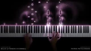 Billie Eilish - No Time To Die (Piano Version