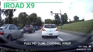 دوربین خودرو IROAD X9