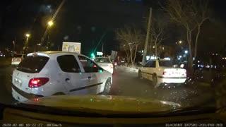 FHD dash cam دوربین خودرو