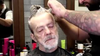 آموزش مدل مو مردانه برای مو نازک و کم پشت- مومیس مشاور و مرجع تخصصی مو