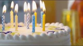 ویدئو تبریک تولد کره ای