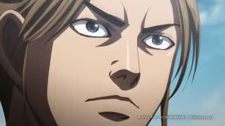 دومین تریلر رسمی از فصل سوم انیمه Kingdom