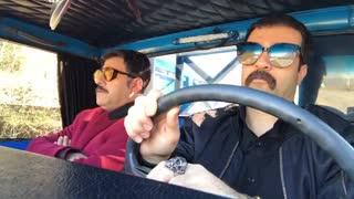احمد مهرانفر و هومن حاجی عبدالهی - iCinemaa.com