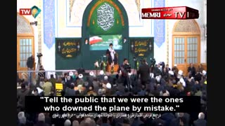 گوشه ای از صحبتهای علم الهدی امام جمعه مشهد در نماز جمعه