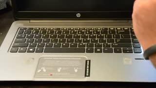 بررسی لپ تاپ  HP EliteBook Folio 1040 G1