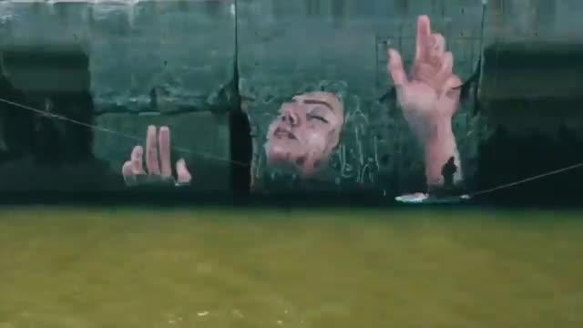 آموزش نقاشیهای دیواری بزرگ به روش خلاقانه و حرفه ای