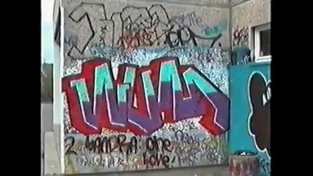 نقاشیهای گرافیتی در سبکها و مکانهای مختلف – قسمت ۱