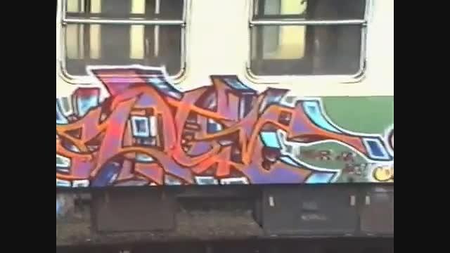 نقاشیهای گرافیتی در سبکها و مکانهای مختلف – قسمت ۲