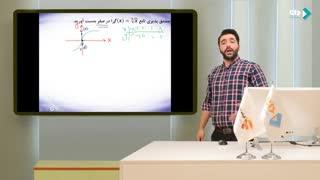 ریاضی دوازدهم تدریس استاد بهروز حدادیان مبحث مشتق